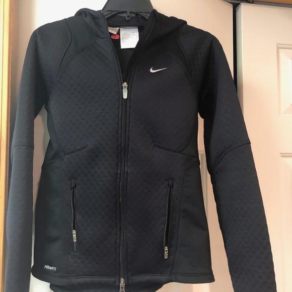 Nike Jackets & Blazers - Nike Waffle Hooded Jacket